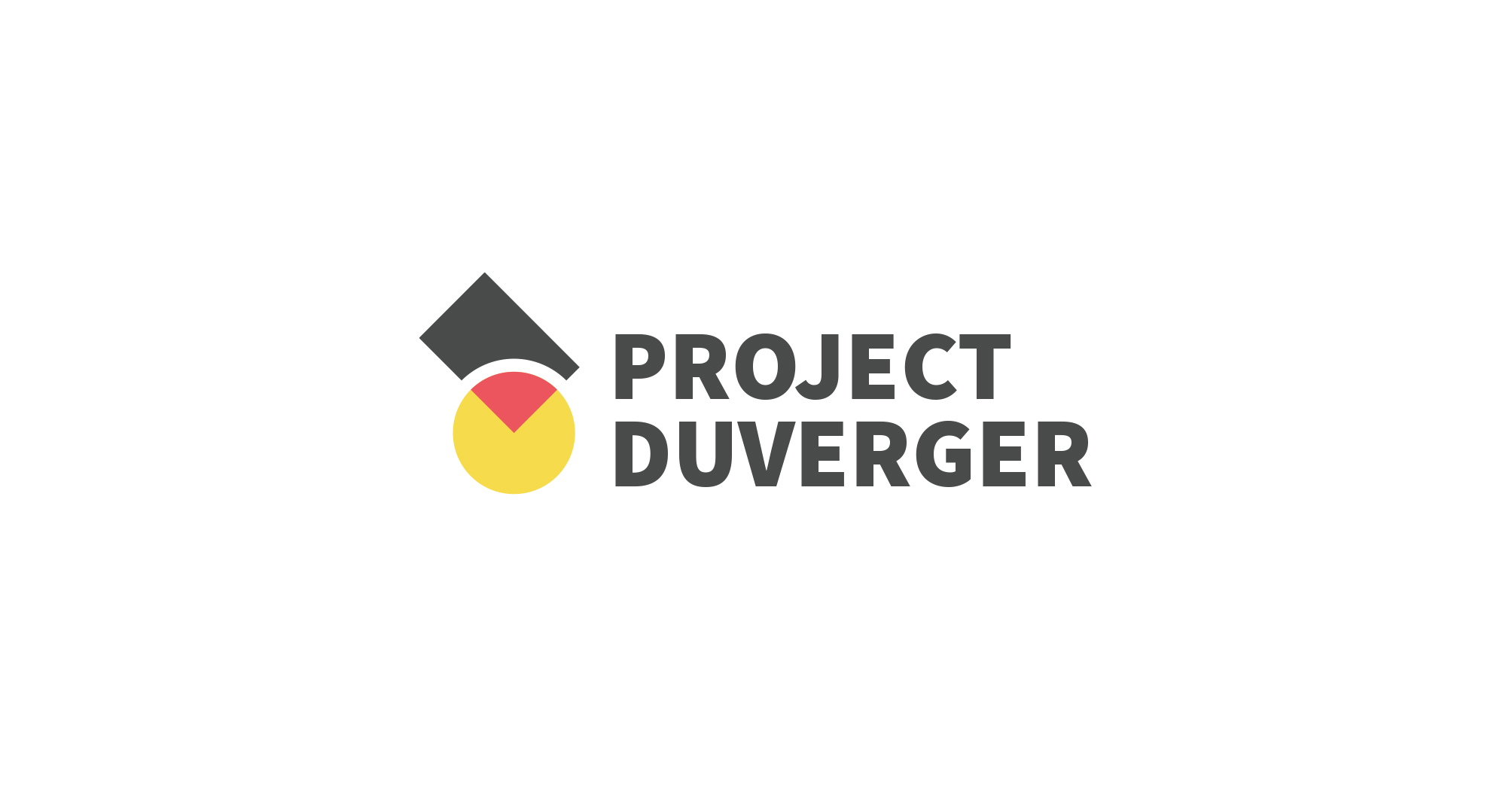 Project Duverger Logo Design